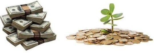 Para que puedas recibir recursos economicos mientras rezas