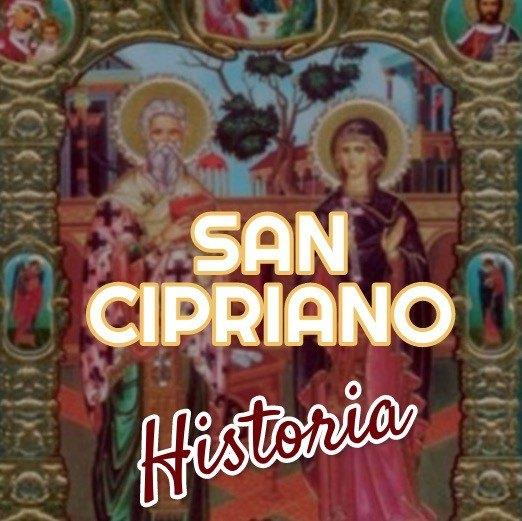 historia y biografia de san cipriano