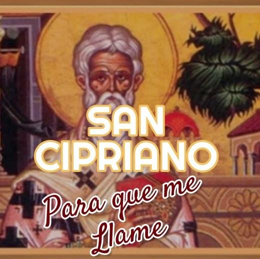 Las 4 Mejores Oraciones A San Cipirano Para Que Me Llame